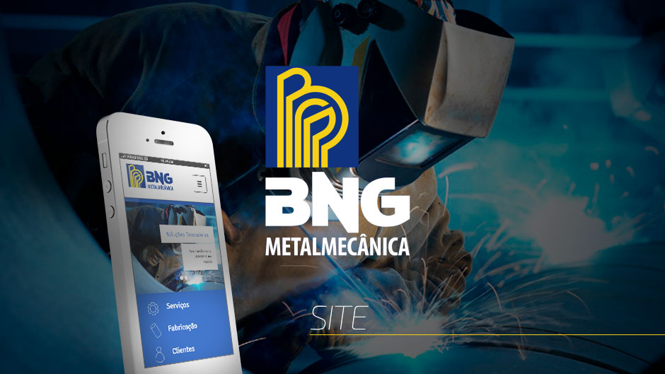 Site BNG Metalmecânica