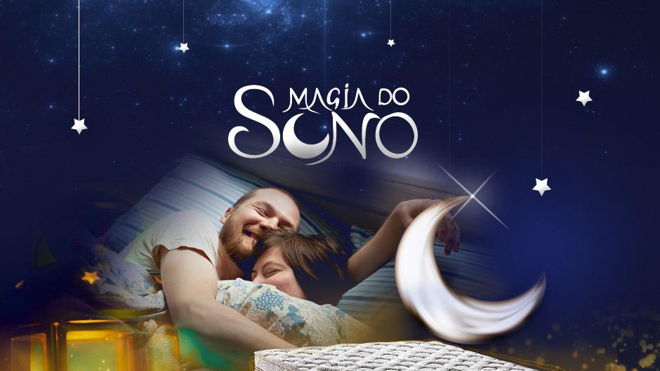 Magia do Sono - Anúncio