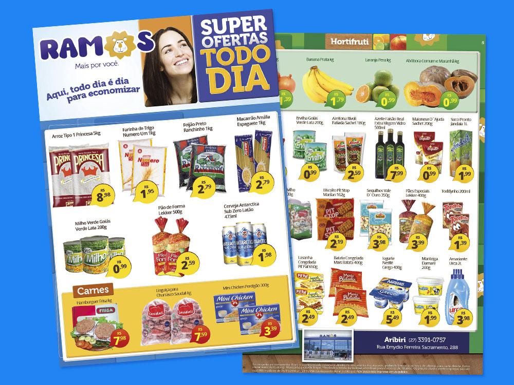 Encarte-Supermercados Ramos