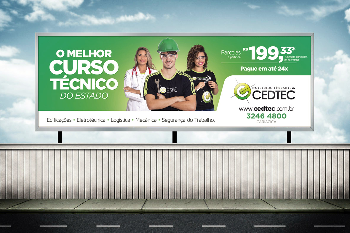 Outdoor CEDTEC Cariacica